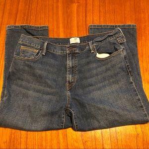 Levi Capri jeans